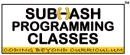Subhash Programming Classes photo