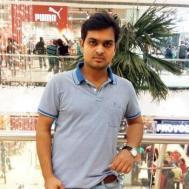 Mithilesh Choubey Java trainer in Bangalore