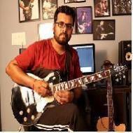 Gourav Singh Guitar trainer in Lucknow