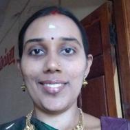 Sharadha K. Sanskrit Language trainer in Chennai