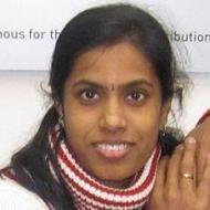 Indra Balasubramaniyan German Language trainer in Bangalore