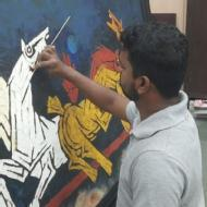 Creator Art and Design Pankaj Labdi Fine Arts trainer in Mumbai