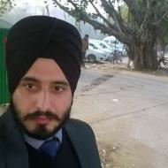 Sunpreet Singh Anand Class 9 Tuition trainer in Chandigarh