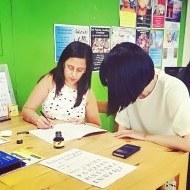 Ankita R. Calligraphy trainer in Mumbai