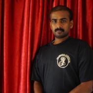 R Ajishkumar Yoga trainer in Coimbatore