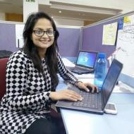 Kanika Gupta Unix trainer in Chandigarh