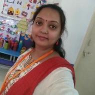 Bhuvaneswari H. Paper Quilling trainer in Hyderabad