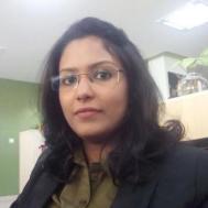 Triveni Embroidery trainer in Bangalore