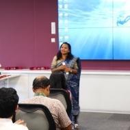 Shweta M. Soft Skills trainer in Bangalore