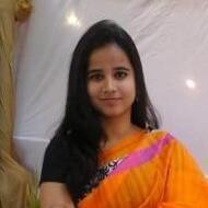 Shreyanka Sharma Yoga trainer in Delhi
