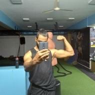 Nandhu E S Personal Trainer trainer in Bangalore