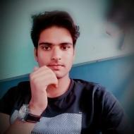 Shivam Tyagi Class 9 Tuition trainer in Ghaziabad