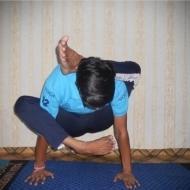 K Abhijeeth S. Yoga trainer in Hyderabad