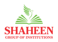 Shaheen Institute photo