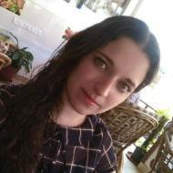 Polina D. Russian Language trainer in Delhi