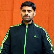 Vikram Singh Yoga trainer in Delhi
