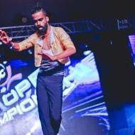 Katroth Santhosh Zumba Dance trainer in Hyderabad
