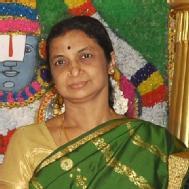 Jayashree R. Engineering Entrance trainer in Chennai
