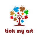 Tick my art photo