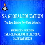 Ss Global Education TOEFL institute in Gurgaon