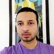 Mirza Haider Call Center trainer in Bangalore