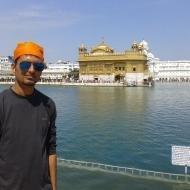 Ambuj Srivastav Summer Camp trainer in Gurgaon
