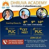Dhruva Academy Class 10 institute in Bangalore