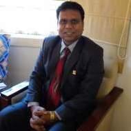 Kshitiz Bathom MBA trainer in Noida