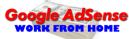 Google Adsense Work From Home photo