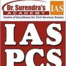 Dr Surendras IAS photo