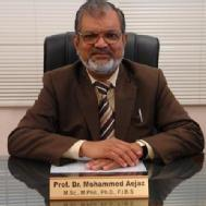 Prof.dr.mohammed Aejaz Medical Entrance trainer in Chennai