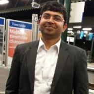 Rishav Ranjan Oracle trainer in Bangalore