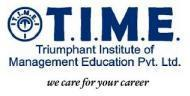 T.I.M.E Faridabad Bank Clerical Exam institute in Faridabad