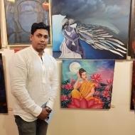 Koustav Maji Design Entrance Exam trainer in Kolkata