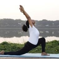 Anitha H. Yoga trainer in Mumbai