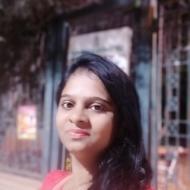 Chandrika B. Bank Clerical Exam trainer in Bangalore