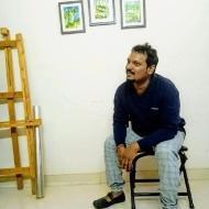 Anil K. Fine Arts trainer in Delhi