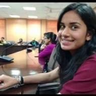 Aashna C. Class 6 Tuition trainer in Gurgaon