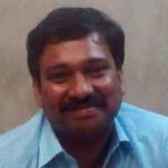 Vasantharajan G National Scholarship Exam(NSE) trainer in Chennai