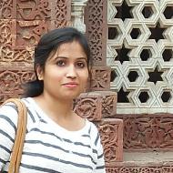Kriti S. Class 11 Tuition trainer in Delhi