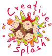 CREATIVE SPLASH photo