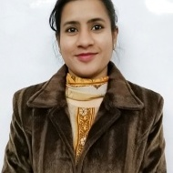 Shilpi Class 9 Tuition trainer in Ambala