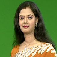 Sushmita M. Dance trainer in Bangalore