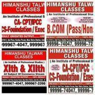 Himanshu Talwar Classes CA institute in Delhi