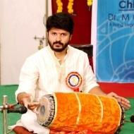 Vankayala Kalyan Abhijit Mridangam trainer in Hyderabad