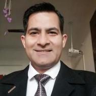 Sunit Chandel Adobe Dreamweaver trainer in Faridabad