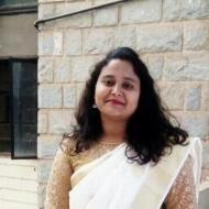 Ramyashree S. BSc Tuition trainer in Bangalore