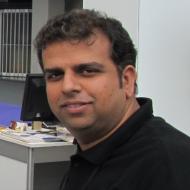 Sunil Vijendra .Net trainer in Bangalore