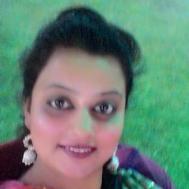 Nidhi V. BCom Tuition trainer in Bangalore