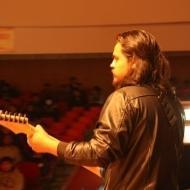 Deepak Bora Guitar trainer in Delhi